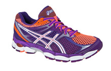 Asics Women&#039;s Gel Cumulus 14 W grape white silver
